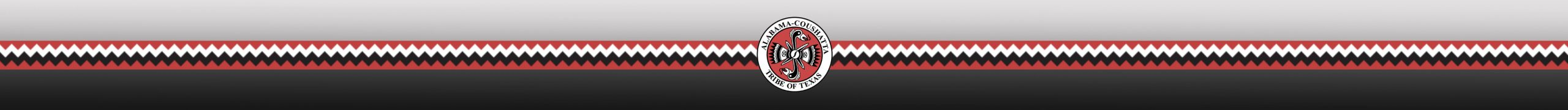 Alabama Coushatta Tribe of Texas Banner