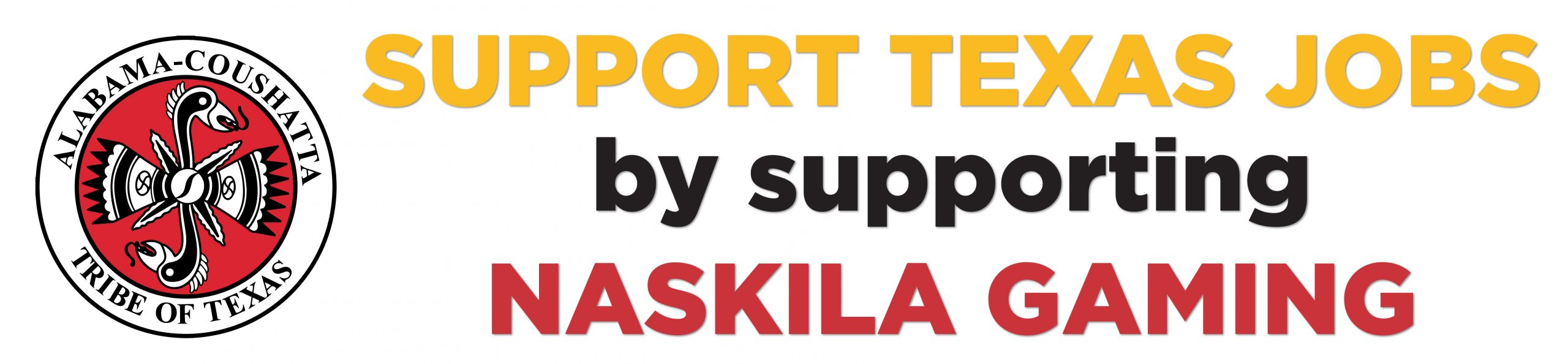ACTribe Logo | Support Texas jobs by supporting Naskila Gaming